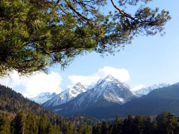 Архыз, Кавказ