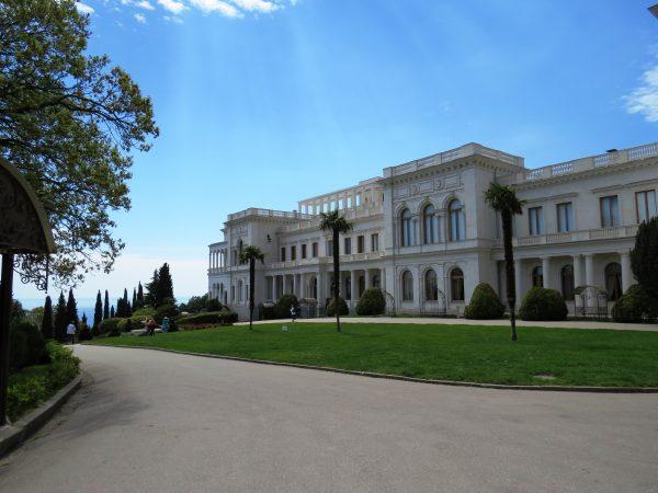Крым Ливадийский дворец