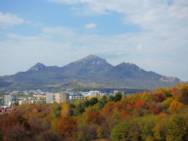 Пятигорск гора Бештау