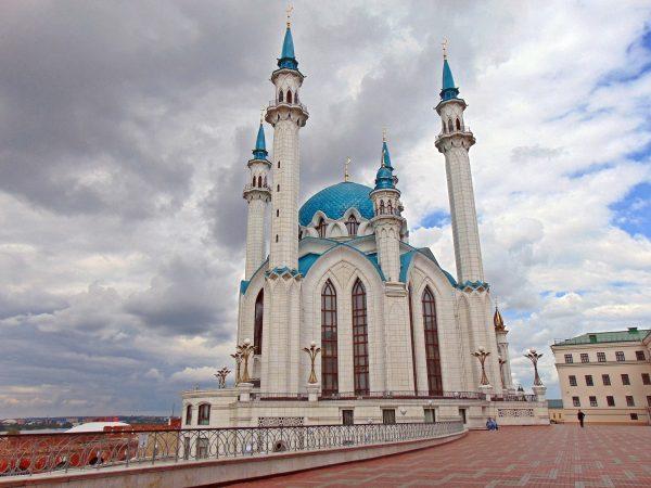 Казань Мечеть Кул Шариф