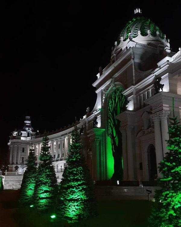 Казань, дворец земледельцев