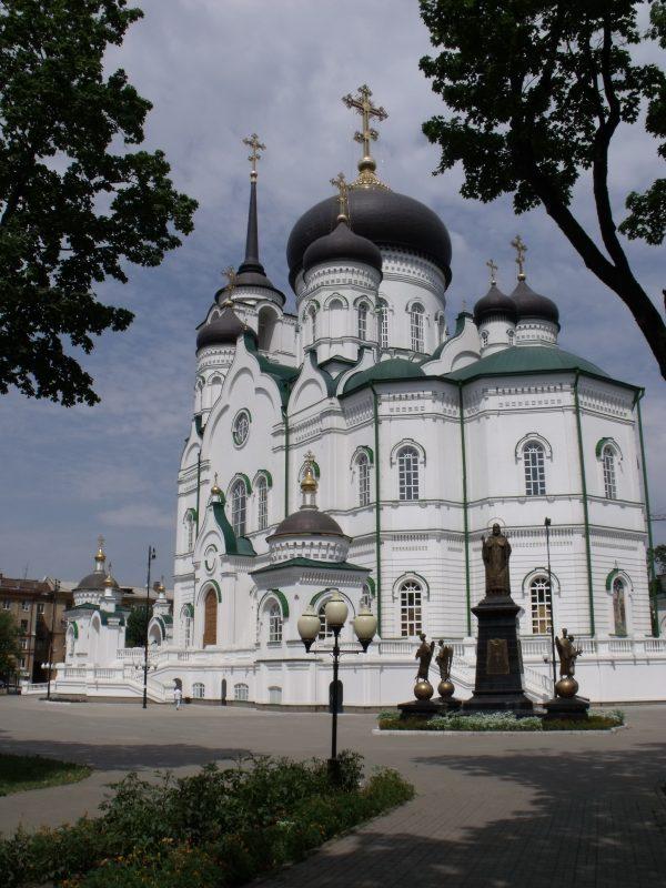 Воронеж храм