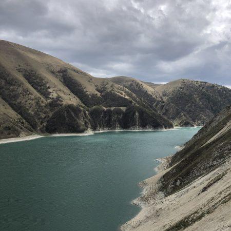 озеро Кезеной Ам Чечня