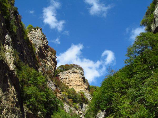 Кабардино-Балкария Чегемское ущелье