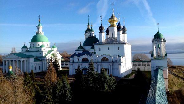 Ростов Великий Спасо - Яковлевский монастырь
