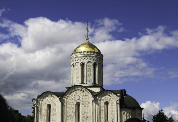 Владимир, Золотое кольцо России