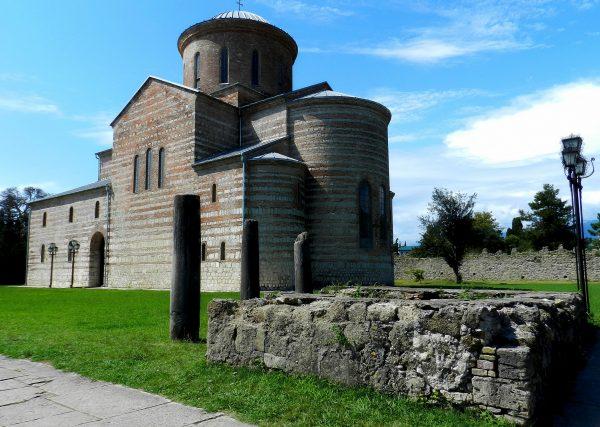Абхазия Пицундский храм или Большой Пицундский храм