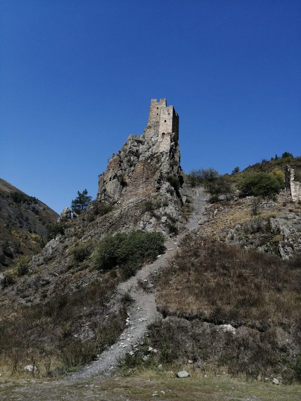 Тур в Ингушетию