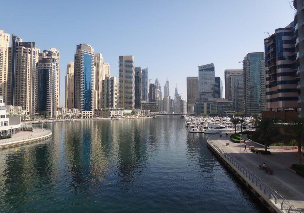 ОАЭ Дубай Дубай Марина