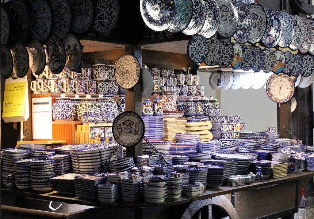 ОАЭ Фуджейра сувениры,керамика